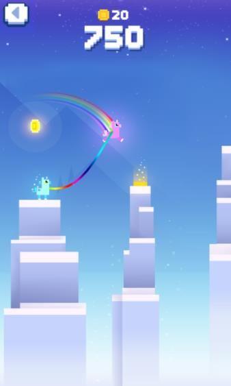 冰冻绳索中文汉化版游戏(icy ropes)图3: