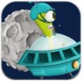 绕月旅行游戏