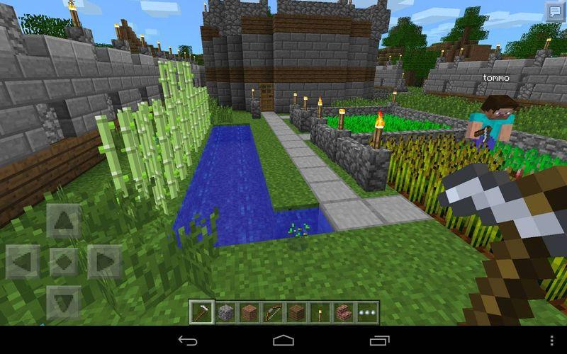 我的世界1.2.13.11游戏领域服修改版地址下载图5: