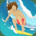 冲浪无尽的海浪游戏