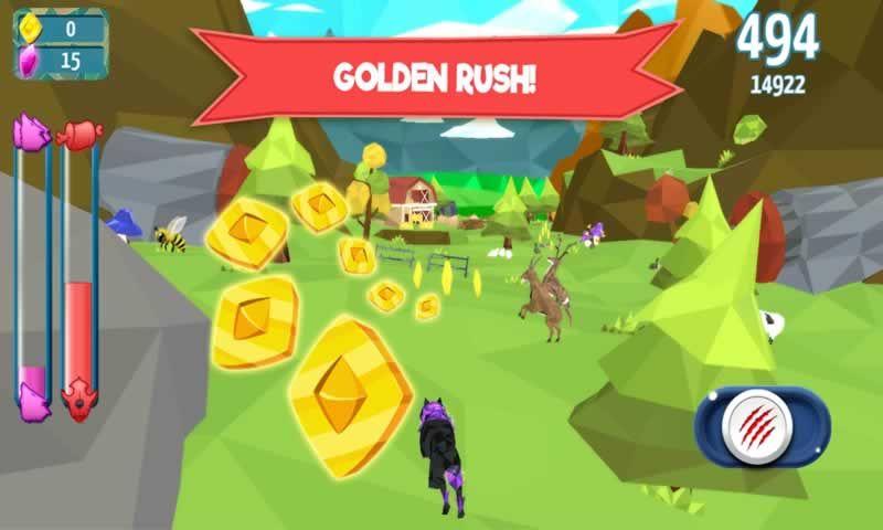 野性的饥饿手机游戏最新正版下载图1: