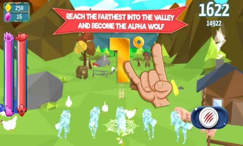 野性的饥饿手机游戏最新正版下载图4: