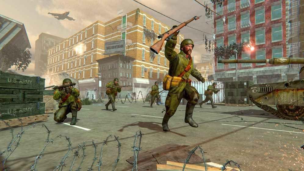 美国陆军内战战场的生存呼唤手机游戏最新正版下载图2:
