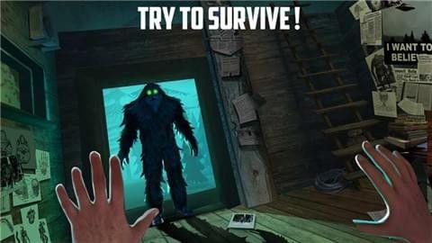 大脚怪猎人手机游戏最新正版下载图1: