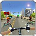 自行车四重特技赛车游戏