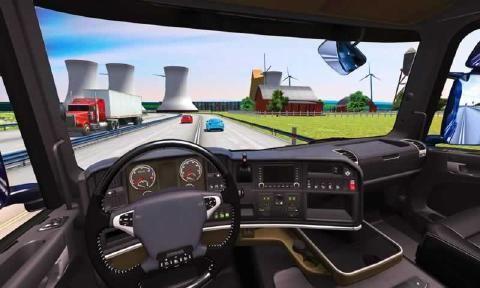 欧洲卡车模拟2018中文游戏无限金币版下载图4:
