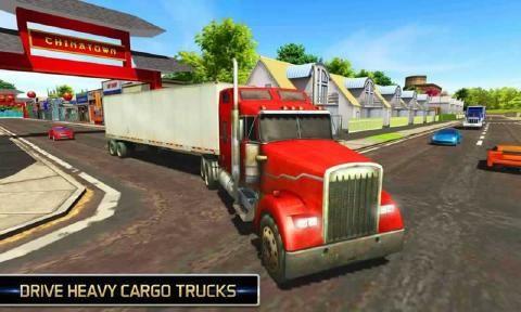 欧洲卡车模拟2018安卓游戏下载图1: