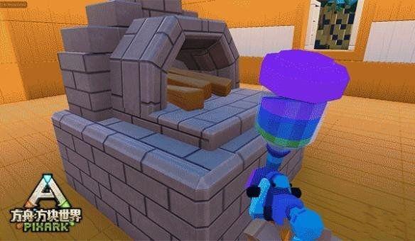 方块方舟世界pixark手机游戏官方网站下载图3: