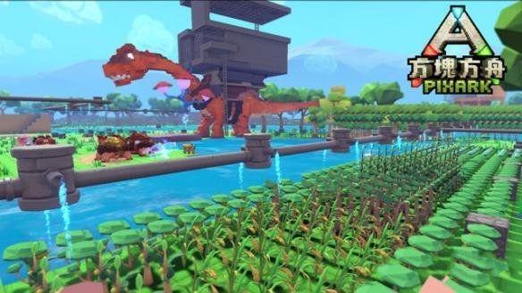 方块方舟世界pixark手机游戏官方网站下载图2: