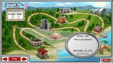 汉堡店2豪华版手机游戏最新正版下载图2: