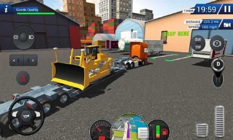 欧洲卡车模拟2018安卓游戏下载图3: