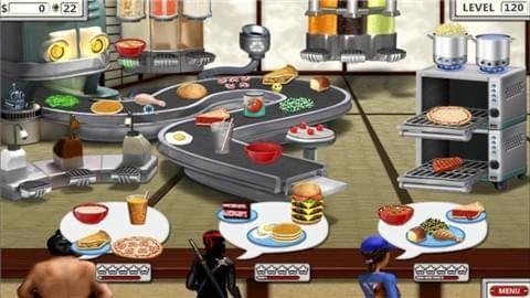 汉堡店2豪华版手机游戏最新正版下载图3: