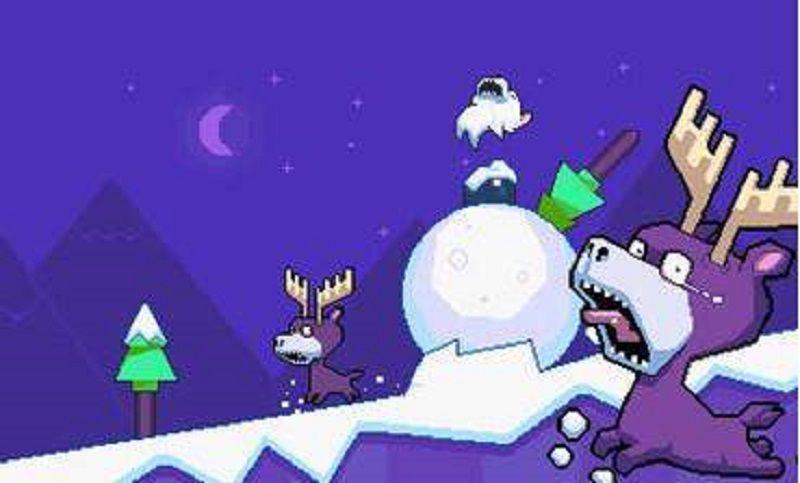 笨熊滚雪球安卓官方版游戏下载图3: