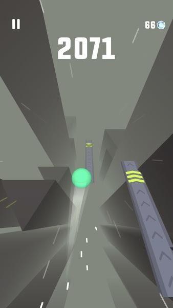 天际跳跃无限金币中文版游戏下载(Sky Ball)图4: