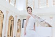 美女图片:美丽新娘私房照 唯美婚纱妹子图片[多图]