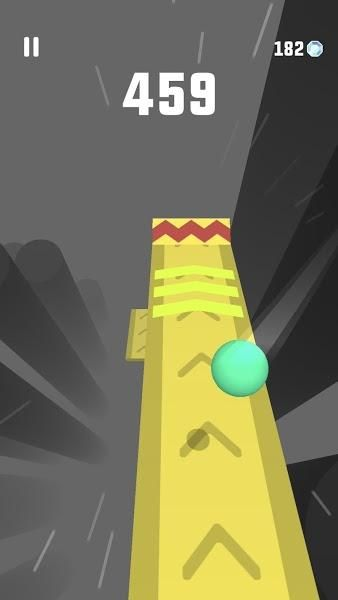 天际跳跃无限金币中文版游戏下载(Sky Ball)图5: