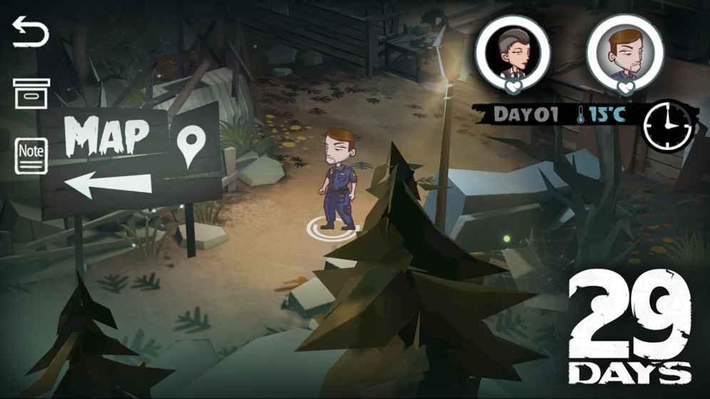 29天安卓官方版游戏图4: