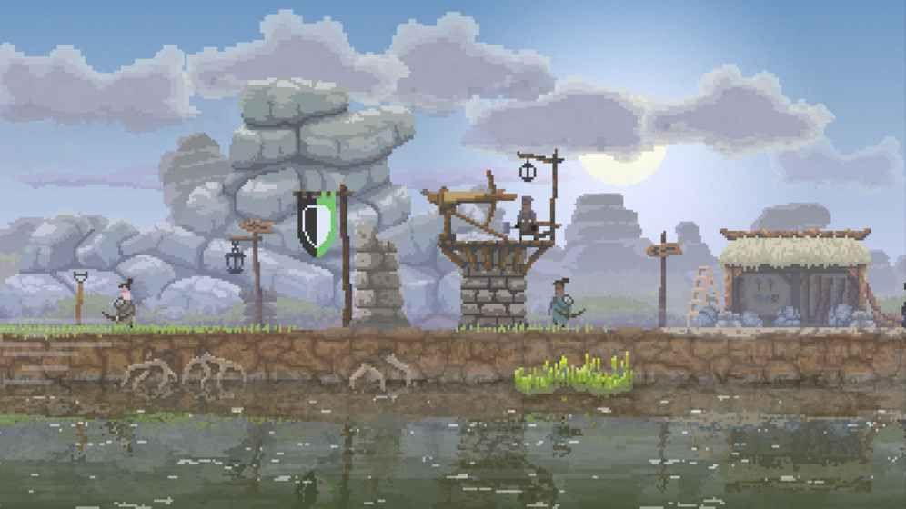 王国新大陆手机游戏taptap中文预约版下载(Kingdom New Lands)图4: