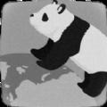 熊猫转动地球汉化版