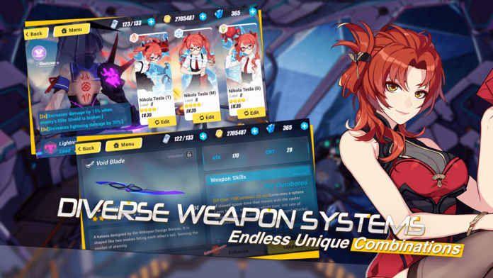 Honkai Impact 3rd美服官网下载正式版登录入口图4: