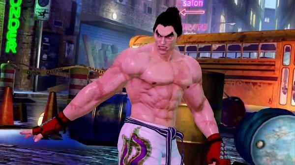 铁拳手游游戏官网下载公测版(Tekken)图2: