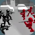 火柴人战斗模拟器游戏