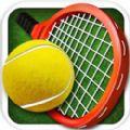 手指轻弹:网球游戏