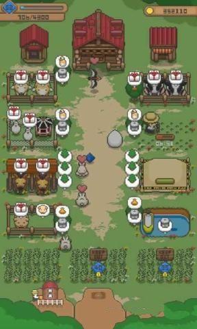迷你像素农场游戏安卓版下载图1: