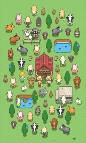 迷你像素农场游戏安卓版下载图2: