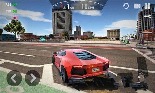 终极汽车驾驶模拟器手机游戏最新版图1: