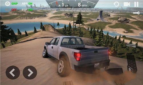 终极汽车驾驶模拟器手机游戏最新版图2: