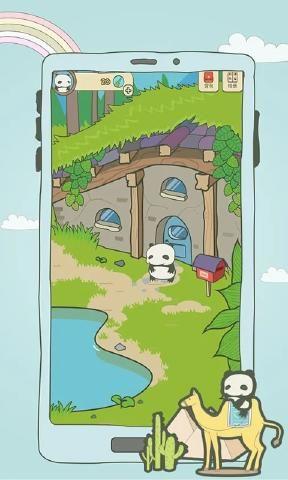 旅行熊猫无限竹子破解版下载图4: