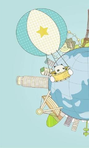 旅行熊猫无限竹子破解版下载图1: