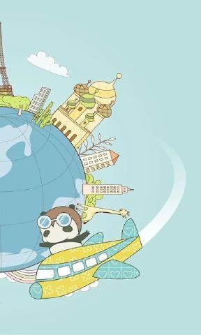 旅行熊猫无限竹子破解版下载图3: