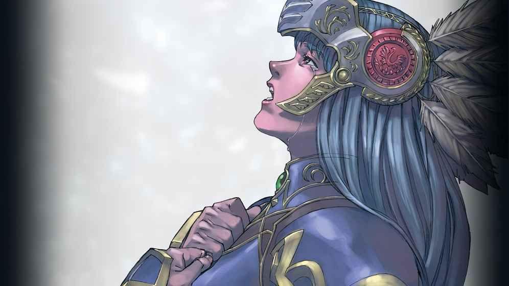 北欧女神蕾娜斯手机游戏中文最新版下载图1:
