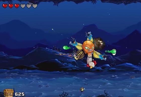 愤怒的章鱼最新版图2