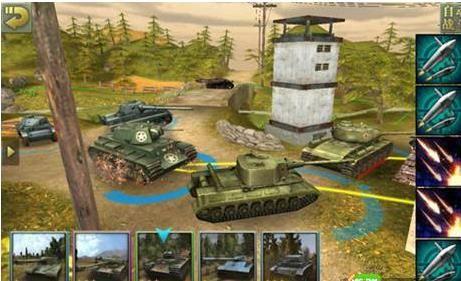坦克指挥官手游官网下载最新版图4: