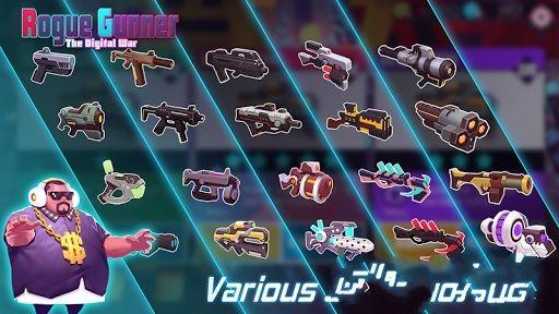 盗贼枪手手机游戏最新正版下载图2: