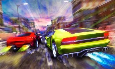 赛车街道竞速安卓版游戏下载(Street Racing in Car)图3: