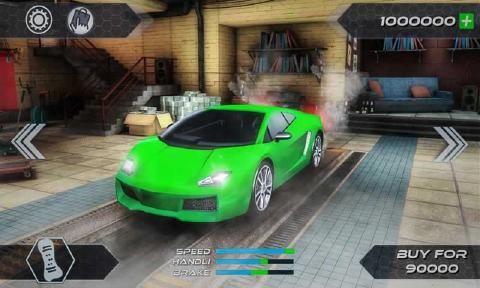 赛车街道竞速安卓版游戏下载(Street Racing in Car)图4: