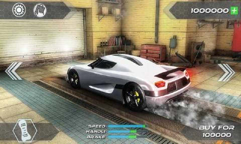 赛车街道竞速安卓版游戏下载(Street Racing in Car)图2: