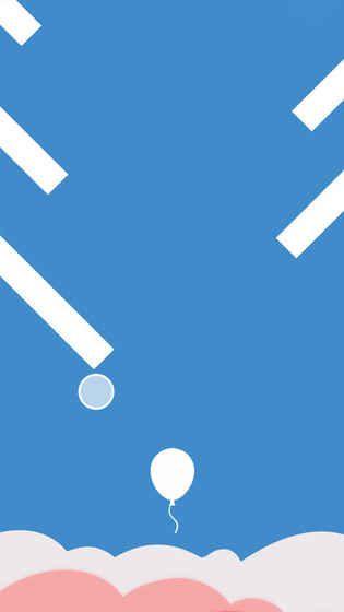 抖音保护气球手机游戏最新版下载(Rise Up)图2: