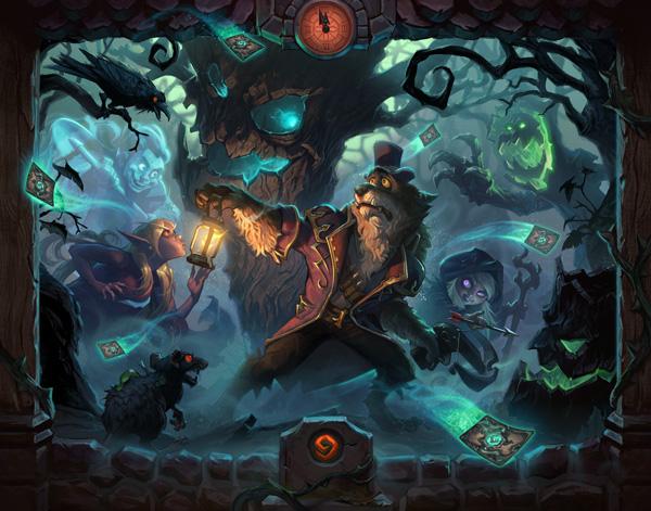 炉石传说11.0更新内容一览,女巫森林版本已实装[多图]