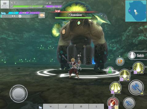 刀剑神域关键斗士黑铁宫巨型鲍菇打法攻略:巨型鲍菇怎么打?[多图]