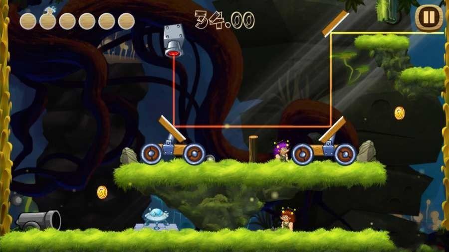 刺猬突击队手机游戏最新正版下载图2:
