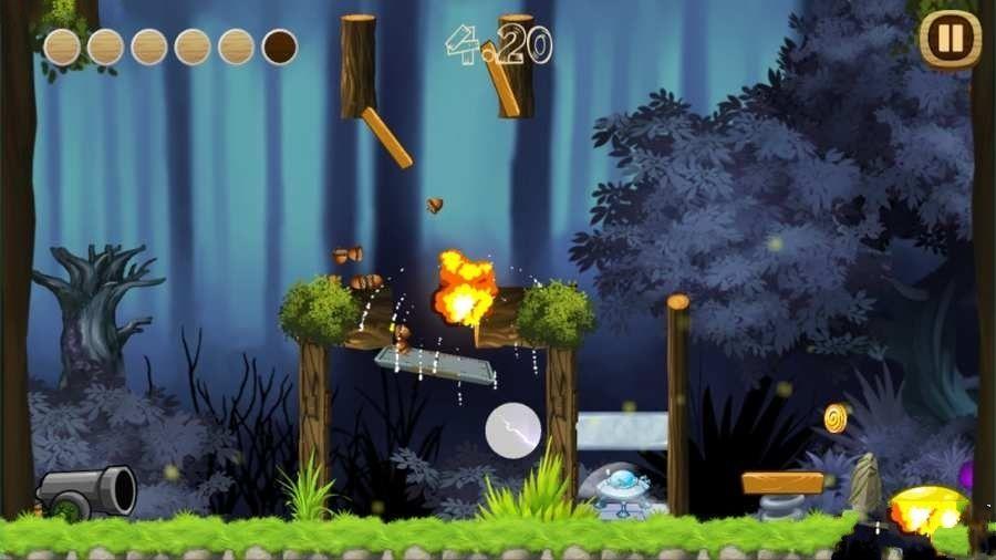 刺猬突击队手机游戏最新正版下载图1: