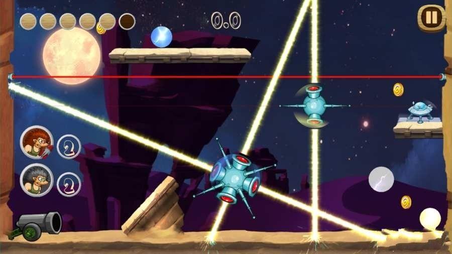 刺猬突击队手机游戏最新正版下载图3: