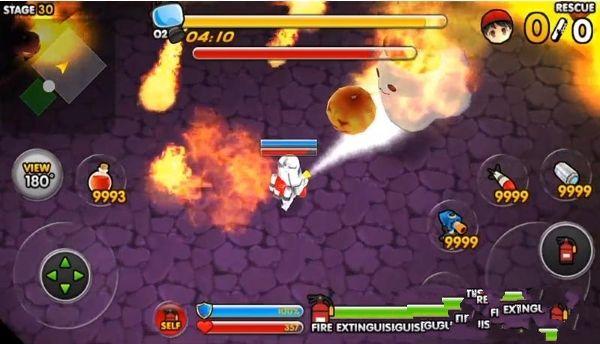 X消防员安卓官方版游戏下载图1: