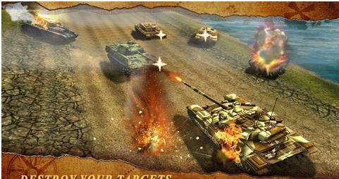 二战坦克战争生存战斗游戏官方网下载站安卓版图1: