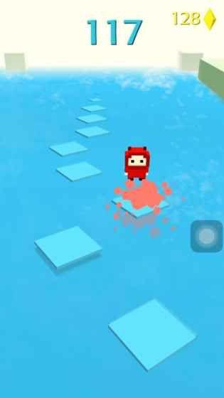 抖音小球跳一跳手机游戏最新版(Jump Forever)图2: